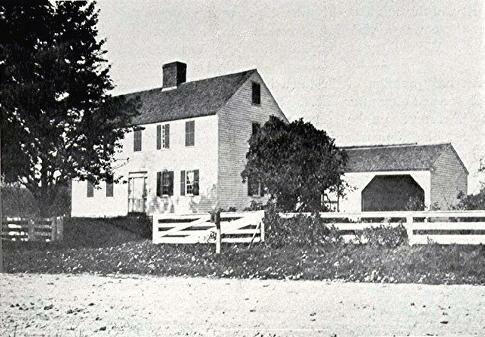 James Story House, Hopkinton, NH