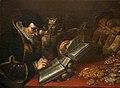 Jan Massys (c.1509-1575) (style of) - The Miser - 129740 - National Trust.jpg