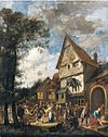 Jan Steen - The May Dance Before an Inn.jpg
