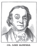 Jared Mansfield by Henry Howe.png