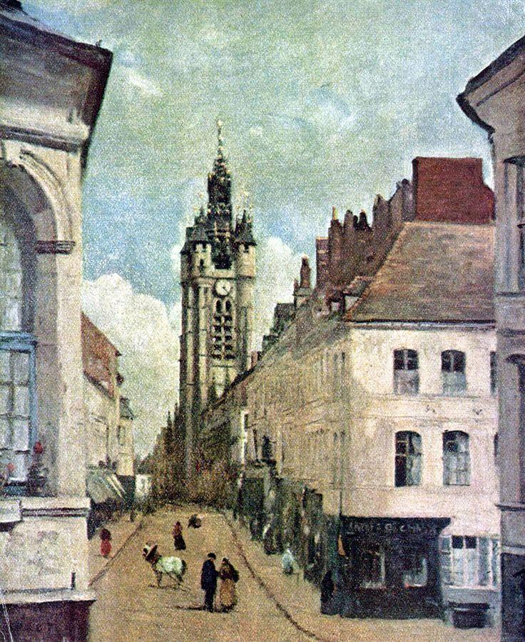 Glockenturm von Douai