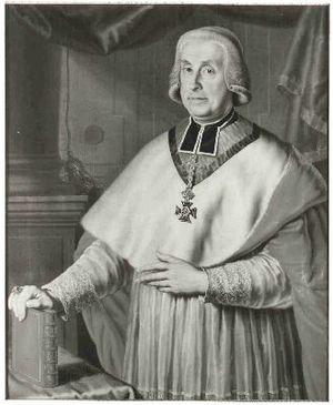 Joannes-Henricus de Franckenberg - Image: Jean henri von frankenberg