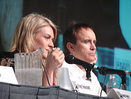 Jeffrey Combs (rechts) in 2007