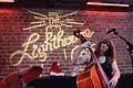 Jennifer Leitham Trio at the Lighthouse Cafe, 9 December 2012 (8260423956).jpg