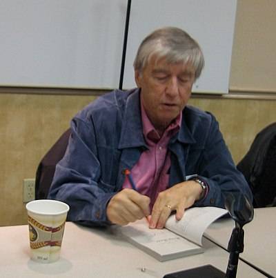 Picture of an author: Jerry Spinelli