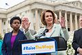 Jessica Wynter Martin and Nancy Pelosi, April 2016.jpg