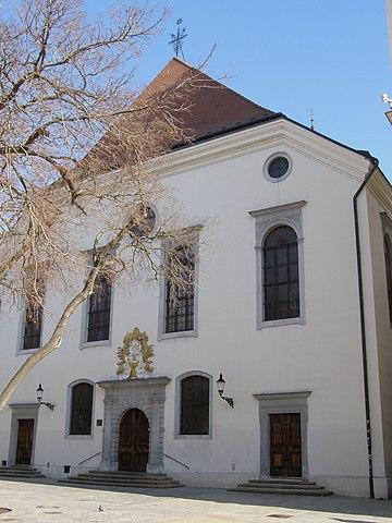 Eglise des jésuites, Bratislava