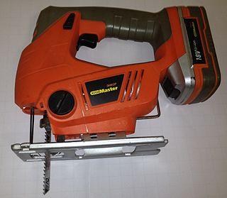 Jigsaw (tool) Type of saw