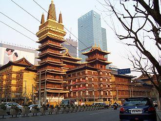 Jing'an Temple - Jing'an Temple