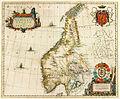 Joan Blaeu-Norvegia Regnum ca. 1662.jpg