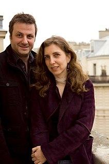 Lebanon film director couple