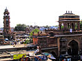 Jodhpur Clocktower from hotel (1580910565).jpg