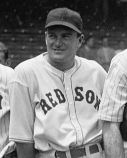 Joe Cronin American baseball player and manager