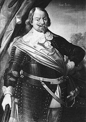 Treaty of Bärwalde - Image: Johan Banér 2