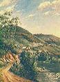 Johann Georg Grimm 1886, Vista da Cidade de São José do Rio Preto.jpg