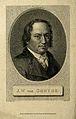 Johann Wolfgang von Goethe. Stipple engraving by W. Nutter ( Wellcome V0002293.jpg