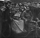 Johannes Pundt Rund um Berlin 1905