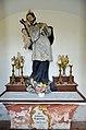Johanneskapelle, Maria-Anzbach - statue.jpg