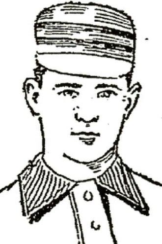 John Buckley (baseball) - Image: John Buckley baseball