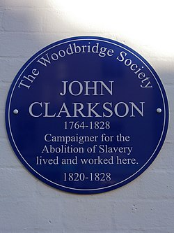 John clarkson (woodbridge society)