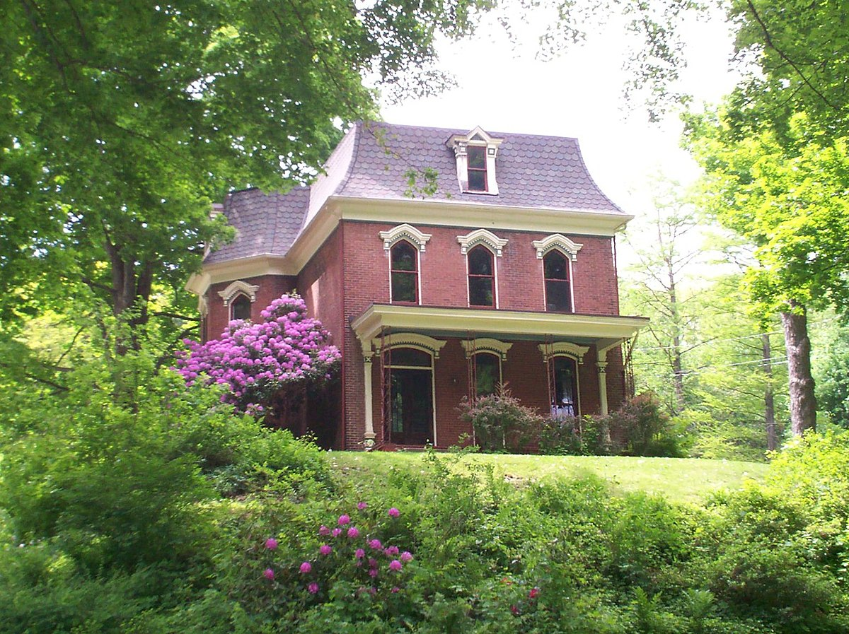John davey house wikipedia for Home builders in northwest ohio