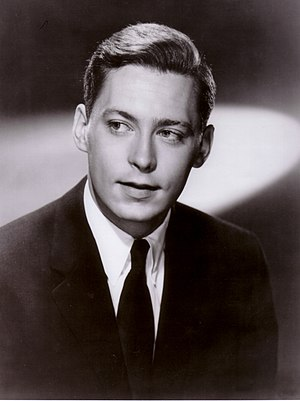 John Kerr (actor) - Kerr in 1957