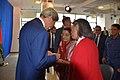 John Kerry, Rowshan Ershad and Marcia Bernicat.jpg
