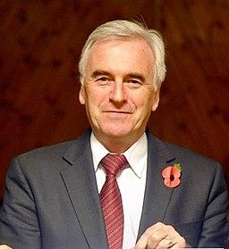 John McDonnell 2011