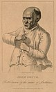 John Smith, known as Buckhorse, a pugilist. Stipple engravin Wellcome V0007318.jpg