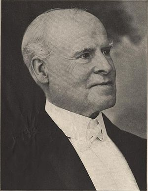 John Wilson Bengough - John Wilson Bengough in 1920
