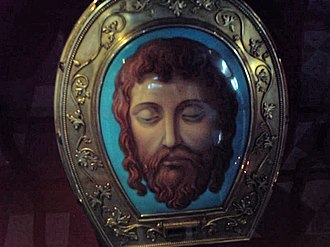 Amiens Cathedral - Reliquary for the head of Saint John the Baptist