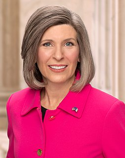 Joni Ernst United States Senator from Iowa