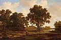 Joris van der Haagen Het Haagse bos met gezicht op Paleis Huis ten Bosch.jpg