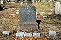 Joseph Tomlinson grave - Woodland Cemetery.jpg