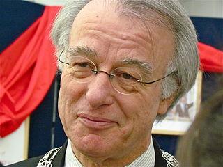 Jozias van Aartsen Dutch politician