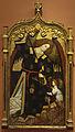 Juan Hispalense (15e eeuw) - De aartsengel Michaël - Sevilla Bellas Artes 22-03-2011 11-10-20.jpg