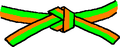 Judo orange-green belt.png