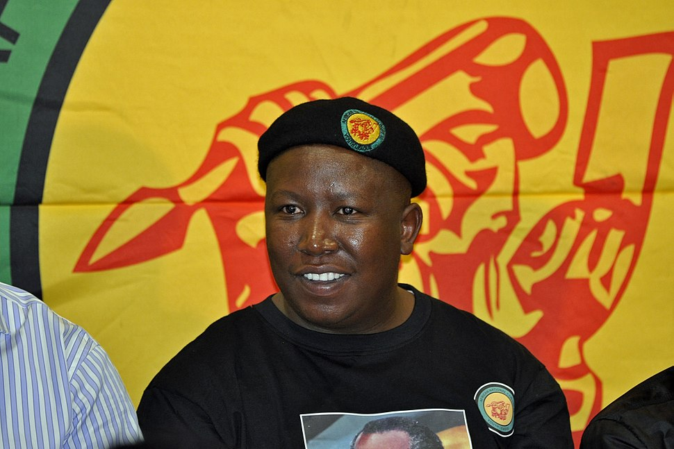 Julius Malema 2011-09-14