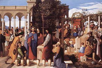 Julius Schnorr von Carolsfeld - Image: Julius Schnorr von Carolsfeld 002