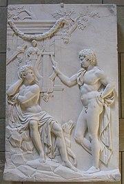 Julius Troschel Zethus und Amphion 1840-50