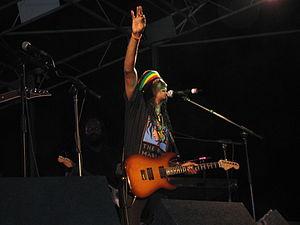 Junior Marvin - Junior Marvin in Santa Monica (2007)