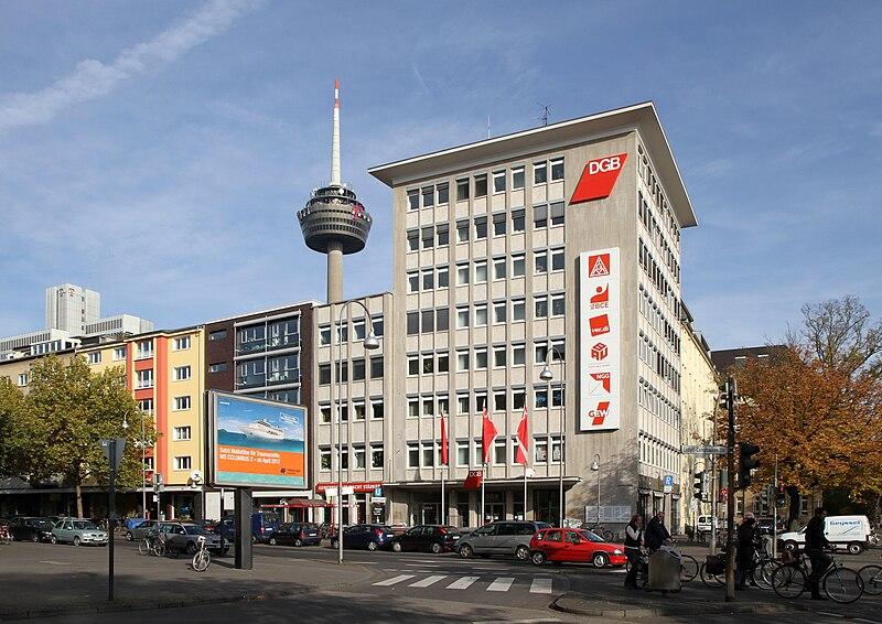 File:Köln Hans-Böckler-Platz 1 DGB-Haus.jpg