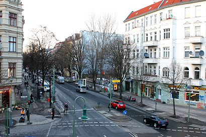 How to get to Köpenicker Straße with public transit - About the place