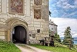 Köttmannsdorf Hollenburg Toranlage N-Ansicht 13072018 3903.jpg
