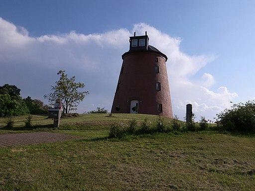 Kühren, Aken (Elbe), Windmühle