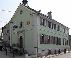 Kœtzingue, Mairie-école.jpg