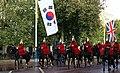 KOCIS Korea President Park Official Ceremonial Welcome UK 04 (10832334913).jpg