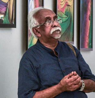 K. G. Sankara Pillai Indian poet