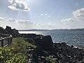 Kagoshima Bay near Sakurajima Lava Beach Park.jpg