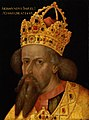 Kaiser Sigismund (1369-1437), by Albrecht Dürer.jpg
